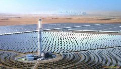 Amper wins Dubai 100MW Tower CSP contract with Shanghai Electric Group in Dubai