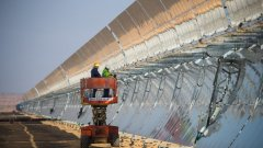 Israel inaugurates Negev 121MW concentrated solar power plant