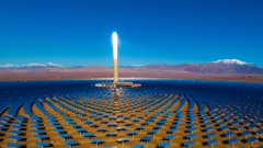 Moroccan concentrated solar power plant hailed as shining example